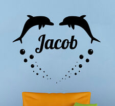 Family Name Custom Wall Decal Personalized Name Vinyl Sticker Wall Art Decor 14