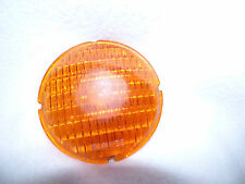 HARLEY DAVIDSON AFTER MARKET ACCESSORY 4 inch AMBER SPOT LIGHT LENS by YANKEE