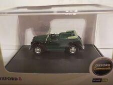 Morris Eight Tourer - Green/Black,  , Model Cars, Oxford Diecast