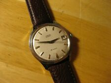RARE ENICAR SEAPEARL 1960'S 25 JEWEL AUTOMATIC VINTAGE MENS WATCH, BREVET CASE