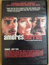 Amores Perros (Dvd, 2001) Gael Garcia Bernal Pelicula Mexicana