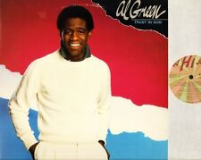 AL GREEN trust in god HI UK-LP423 A2/B1 early pressing uk hi 1984 LP PS EX+/EX-