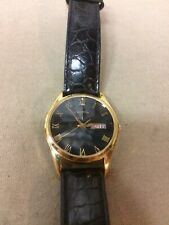 Authentic Fossil Product With Prism Cut Crystal And Date PR 9610