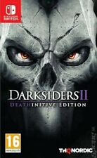 Darksiders II: Deathinitive Edition (Switch) PEGI 16+ Adventure: Free Roaming