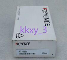 1 PCS NEW KEYENCE temperature sensor FT-55A