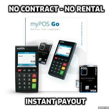 More details for card machine with sim - no contract or rental, mypos go,accept credit & debit