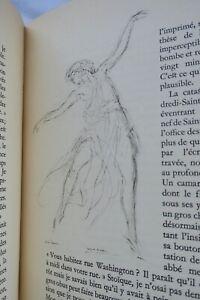 Duhamel DUHAMEL Chronique de Paris au temps des Pasquier