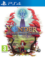 Yonder The Cloud Catcher Chronicles | PlayStation 4 PS4 New