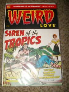 WEIRD LOVE 14 - HORROR REPRINTS 1950'S - HIGH GRADE NM+