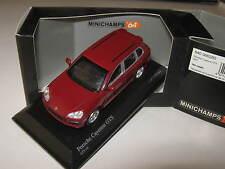 1/64 MINICHAMPS Porsche Cayenne GTS rot Metallic 640066280