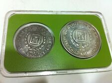 RARE COIN India 1979 Year of Child UNC SET 10 & 50 Rupees Rs