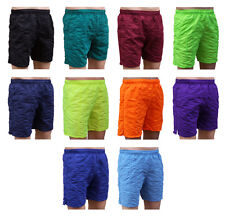 ACCLAIM Fitness Moscow Mens Sports Swimming Mesh Liner Water Shorts Plain Stripe
