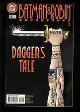 Batman & Robin Adventures #14 DAGGER DIXON 1st app (DC) VF