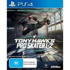Tony Hawks Pro Skater 1 + 2 PS4 Playstation 4 Nuevo