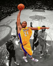 Kobe Bryant SPOTLIGHT (2009) Los Angeles Lakers Premium NBA Classic POSTER Print