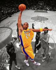 Kobe Bryant SPOTLIGHT (2009) Los Angeles Lakers Premium NBA Classic POSTER Print