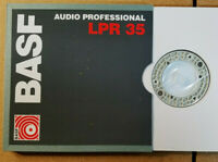 "BASF Audio Professional LPR 35 Reel To Reel Tape (6.3mm x 1100M)(1/4"" x 3600')"