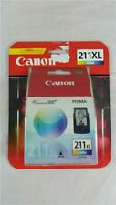 NEW Factory Sealed Canon 211XL Color ChromaLife 100+ Pixma CL-211XL Ink