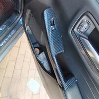 Carbon Look Fensterschalter Überzug Panel Passend für Ford Kuga 3 III MK3 DFK