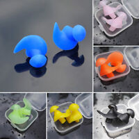 Swimming Ear Plugs Complete Ear Protection For Water Sports Swimmer Accessories