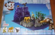 Ice Age Sid, Diego & Scrat BricTek Building Construction Block Brick Toy