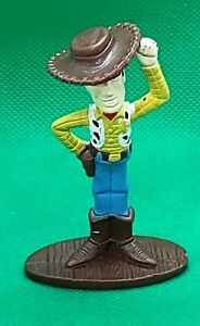 General Mills Disney Pixar Toy Story 2 Premium Woody Cowboy Miniature