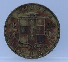Jamaica - 1/2 Half Penny 1952 - KM# 34