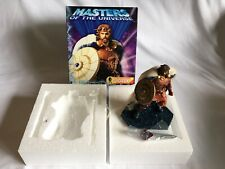 NEW NECA Masters of the Universe King Randor Ruler Eternia Statue AFX Exclusive
