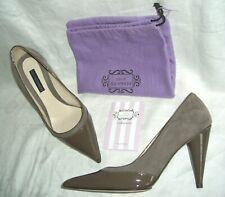 LULU GUINNESS Luxus Designer PUMPS Schuhe HIGH HEELS d.G. 39 = 38 Shoes Tasche
