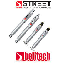 98-03 Ford Ranger 2WD Street Performance Rear Shocks for 3/4 Drop