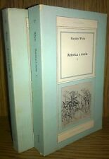 Hayden White, Retorica e storia, 2 voll., Guida, Napoli 1978