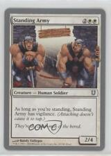 2004 Magic: The Gathering - Unhinged Booster Pack Base 20 Standing Army Card 1m8