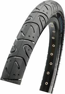 "Maxxis Hookworm 29"" x 2.50"" Tyre Black Wheelie Bikelife Mafia"