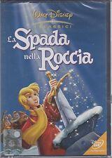 LA SPADA NELLA ROCCIA DVD DISNEY Z3 DV 0073 F.C. SIGILLATO!!!