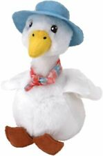 TY JEMIMA PUDDLEDUCK BEANIE Peter Rabbit Collection plush soft toy kids gift