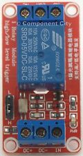 1 Channel Opto-Isolated Relay High/Low Trigger 5 Volt Screw Terminals