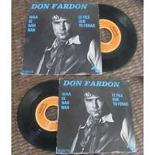 DON FARDON - Waa Ee Nah Nah Rare French PS Pop Soul The Sorrows