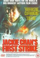 Jackie Chan - First Strike [DVD] [1997] New & Sealed