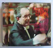 Dvorak Stabat Mater Op. 58 Sawallisch CD Box pcm 60C37-7378 79
