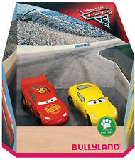 Bullyland Disney Cars Lightning McQueen & Cruz Figures Toys Cake Topper Toppers
