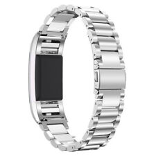 For Fitbit Charge 2 Stainless Steel Bracelet Strap Replacement Watch Band UK OS
