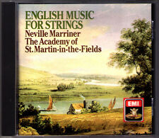 Neville MARRINER HOLST St. Paul's Suite BRITTEN Simple Symphony WALTON DELIUS CD
