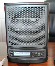 EcoQuest Fresh Air Ionizer Air Purifier Model 2.1 - Works (Needs RCI Cell)