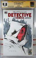 🔴 CGC 9.8 DETECTIVE COMICS #1000 KHARY RANDOLPH SKETCH COVER RED HOOD Batman