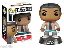 Finn with Lightsaber Star Wars VII Pop! Funko bobble-head Vinyl figure n° 85