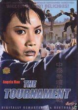 The Tournament -Hong Kong Rare Kung Fu Martial Arts movie -14A