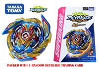Takara Tomy Beyblade Burst Superking Sparking B163 Brave Valkyrie Ev' 2A US