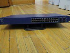 NetGear, ProSafe 24Port Gigabit Network Switch, GS724TS
