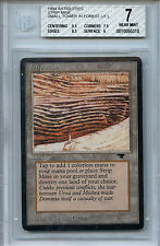 MTG Antiquities Strip Mine BGS 7.0 Near Mint Magic the Gathering Tower 5310