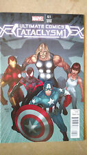 ULTIMATE COMICS CATACLYSM #1 VARIANT MARVEL COMICS (2013)THOR SPIDERMAN IRON MAN